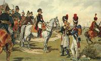 Наполеон и русский генерал Лихачев